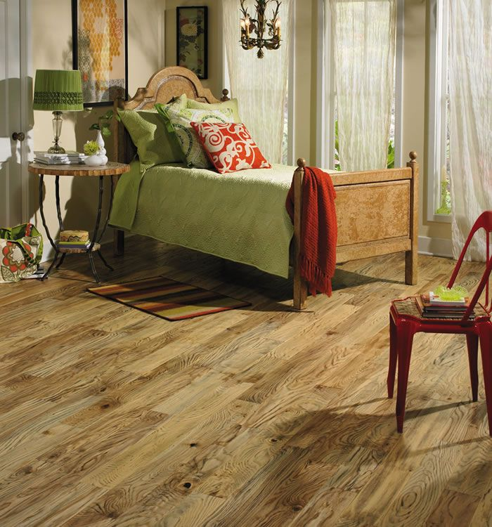 Ash Flooring In A Natural Variety Of Coloration By