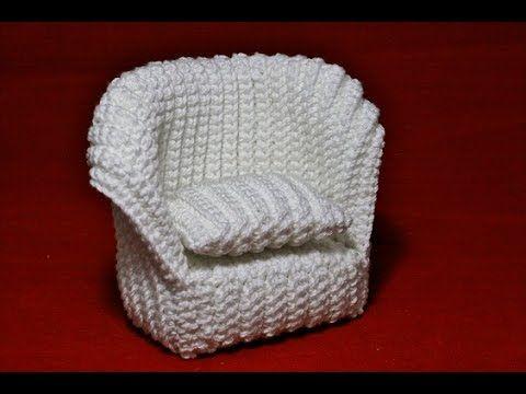 Häkelanleitung Sessel Für Puppenhaus Modelle Pinterest Häkeln
