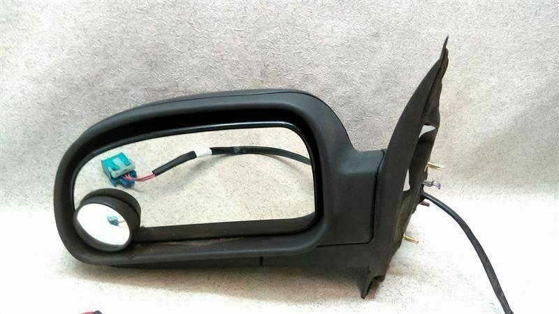 Driver Left Side View Mirror Power Black Fits 06 09 Gmc Envoy G16 176856 Chevrolettruck In 2020 Gmc Envoy Isuzu Ascender Chevrolet Trucks