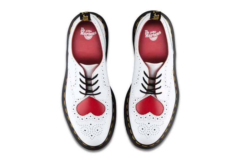 Dr. Martens Celebrates Valentine's Day with a Suga