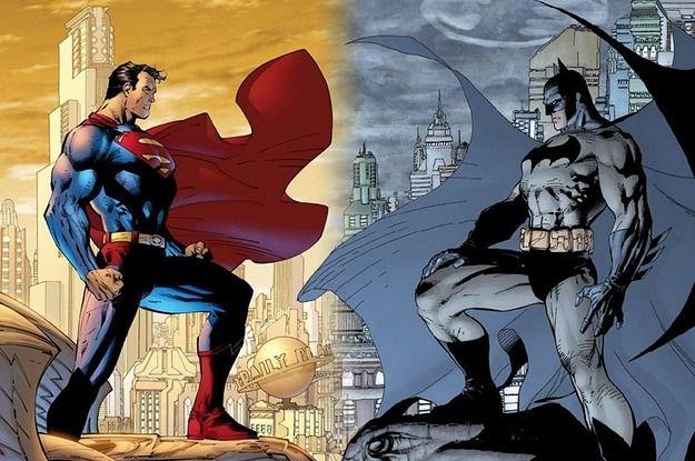 Are You More Batman Or Superman Batman And Superman Batman Batman Comics