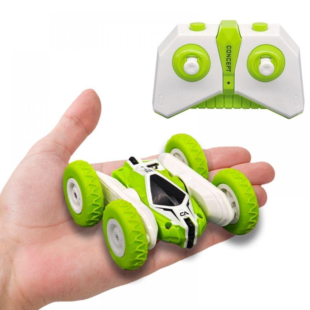 Remote Control Stunt Car Rock Crawler Roll Over Car 360 Degree Flip Car Toys In 2020 Robots For Kids Rolling Car Rock Crawler