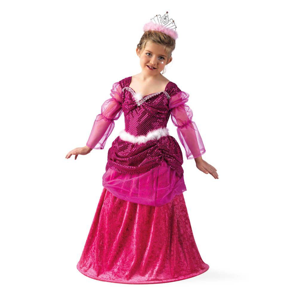 Disfraz de princesa encantada para niña | Princesa rosa, Vestido de ...