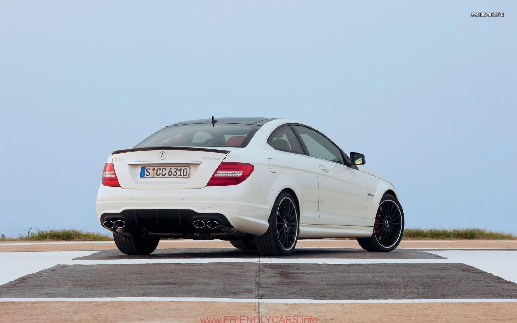 Mercedes C Class Coupe White Car Images Hd Alifiah Sites Mercedes C Class Coupe Mercedes Benz Cars Benz C