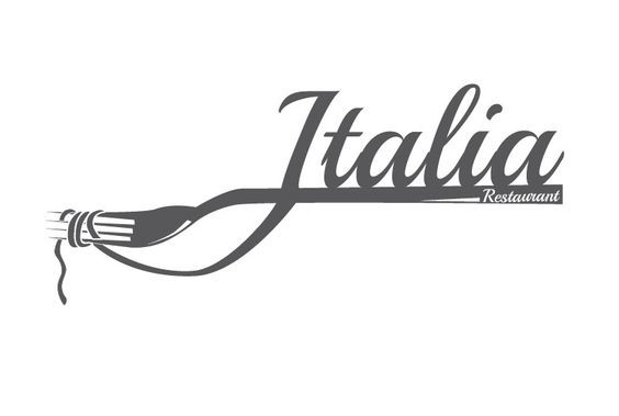 pin by on acanza taliana rh pinterest co uk italian restaurant logo with flag italian restaurant logo maker