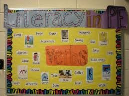 physical education bulletin boards - Google Search