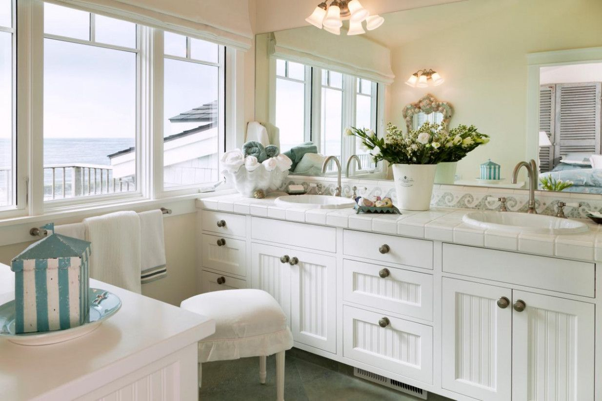 2018 Beach Bathroom Cabinets - Neutral Interior Paint Colors Check ...