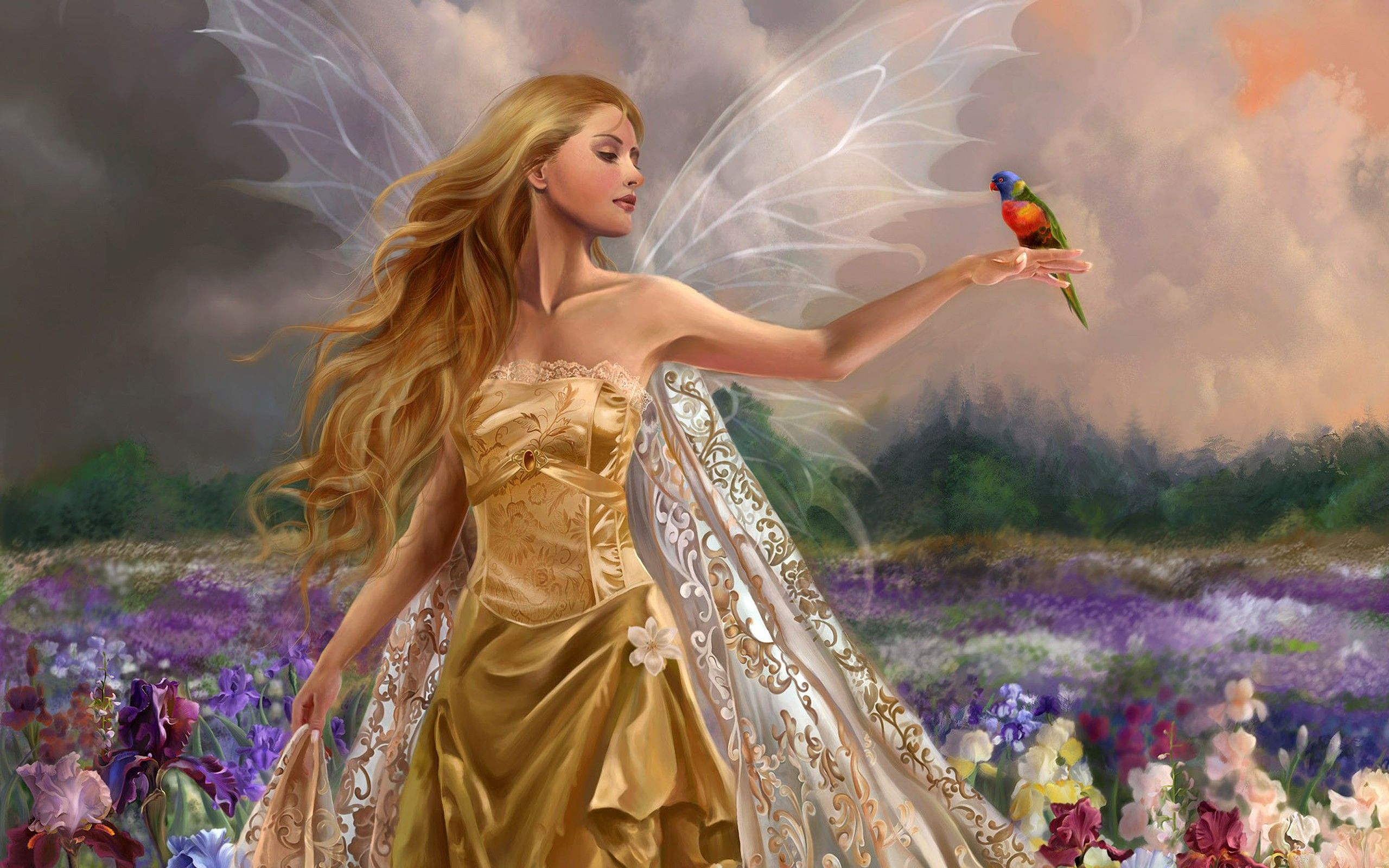 www.fantasyart, backgrounds | fantasy art fairy fresh new hd