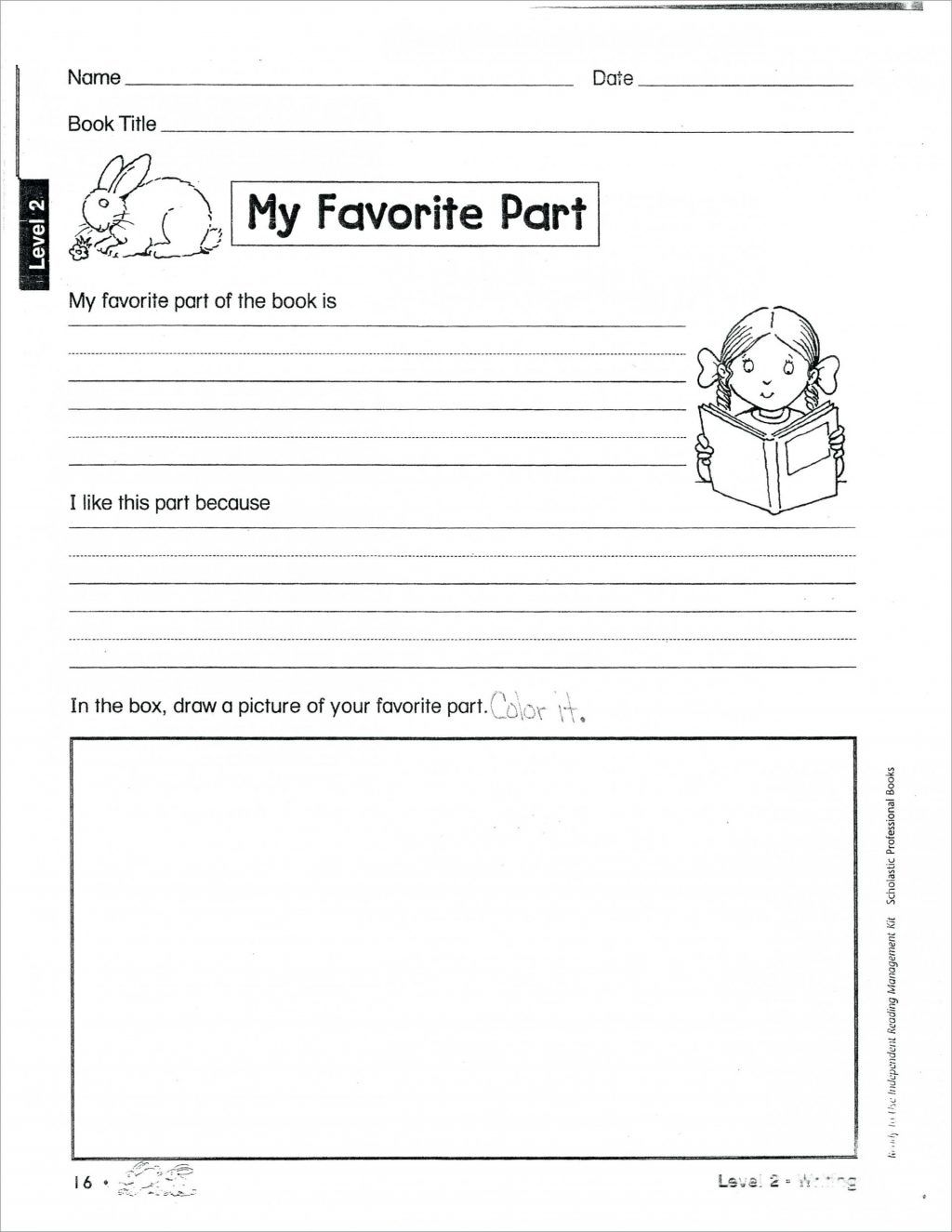Worksheet Ideas Book Report Template Grade Free Amazing
