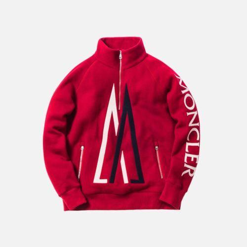 moncler Sweatshirts RED