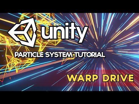 Unity - Warp Drive / Hyperdrive / FTL (Particle/VFX Tutorial