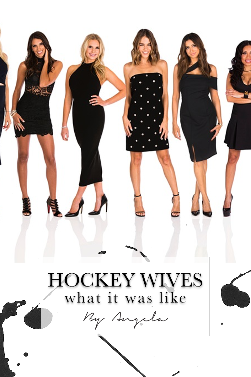My Hockey Wives Overview By Angela In 2020 Hockey Wife Hockey Wife
