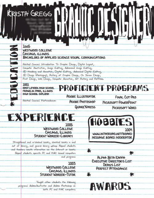 45 Creative Resumes to Seize Attention - Resume design creative, Creative graphic design resumes, Resume design, Creative resume, Graphic design resume, Graphic resume - Editor's note For a newer, updated version of this post, check it out here  Are you one of those job seekers who have been sending far too many resumes