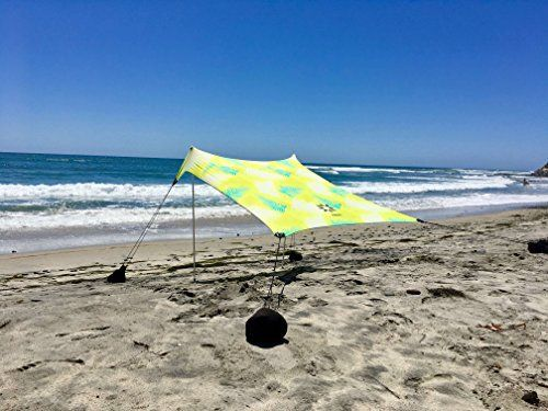 Stakeless Tent Amp Funs Portable Stakeless Windproof Beach