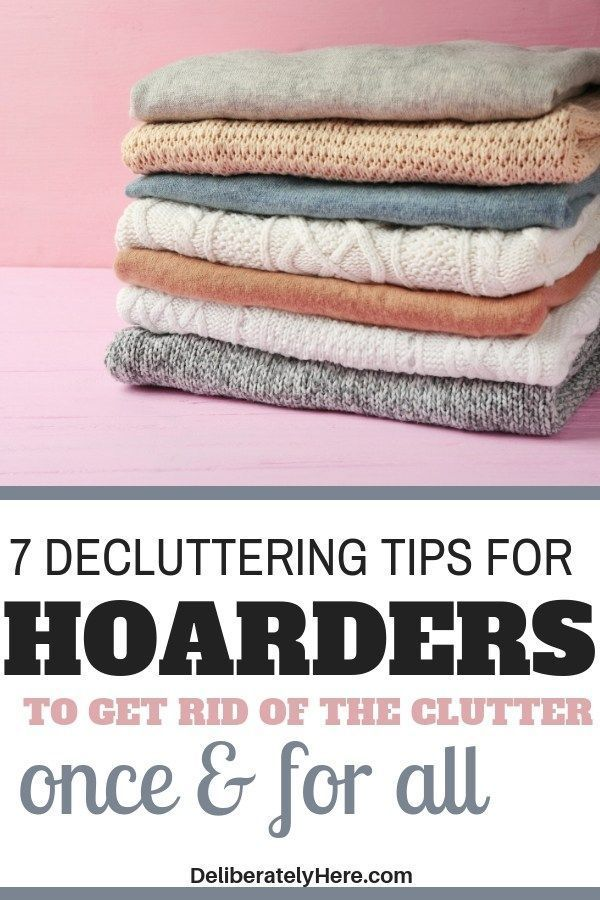 7 Decluttering Tips for Hoarders (and people who like to collect stuff) images