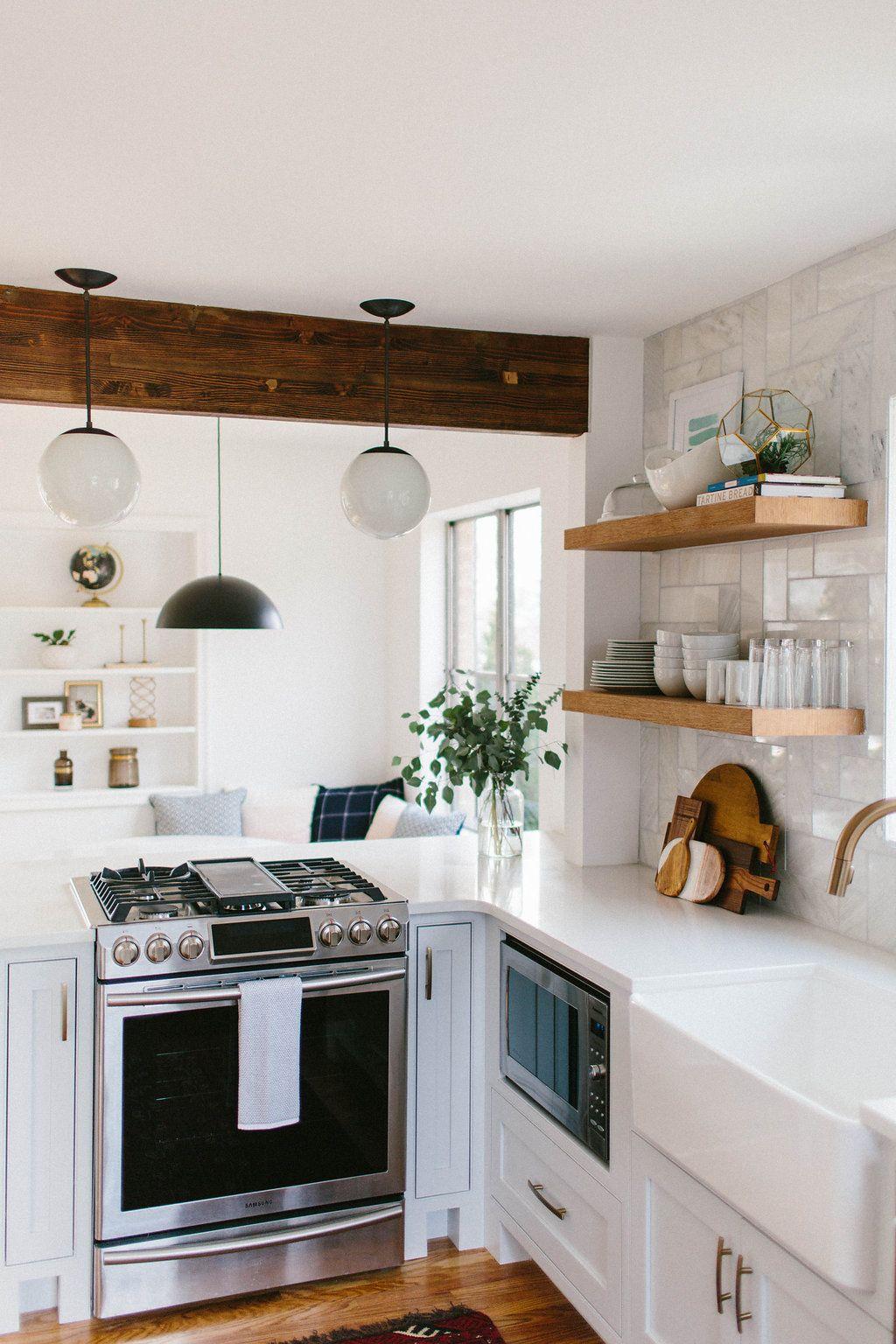 Kitchen Reveal: