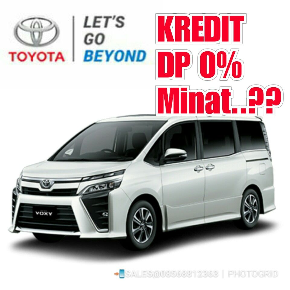 Voxy Toyota Sales Telp 08568812363 Toyota Mobil Bekas Mobil Mewah