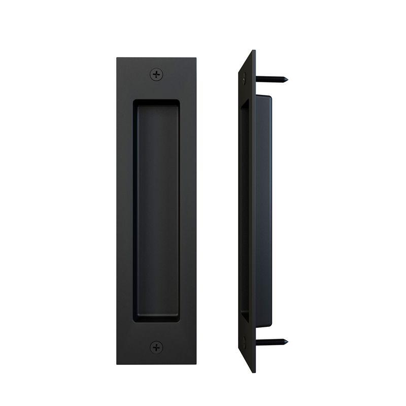 119 Reference Of Barn Door Hallway Recessed In 2020 Barn Door