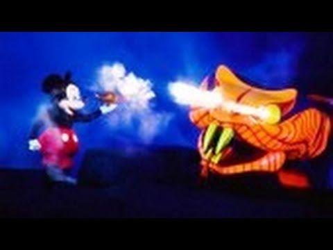 Fantasmic At Walt Disney World S Hollywood Studios In Hd