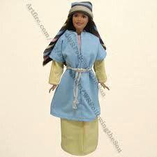 Biblical barbie