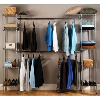 Costco: Vancouver Classics Expandable Closet Organizer