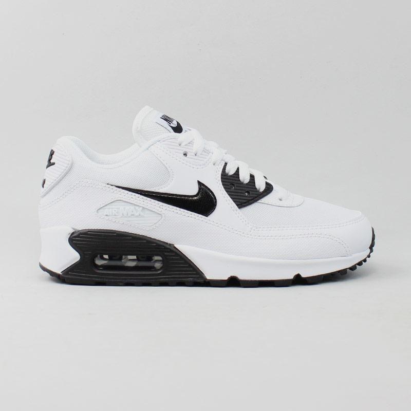 Tênis Nike Air Max 90 Essential Branco  2543c4cc72b25
