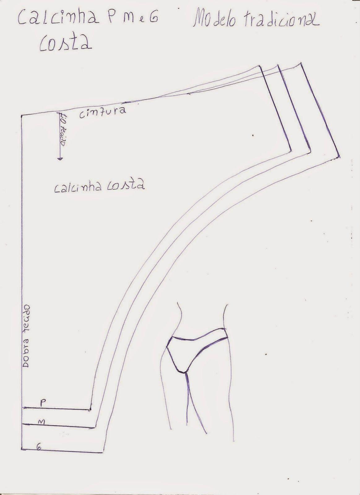Pin Em Underwear Pattern