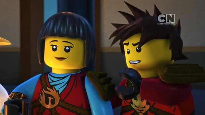 Nya and kai season 7 lego ninjago pinterest day of the departed lego ninjago kai - Lego ninjago saison 7 ...