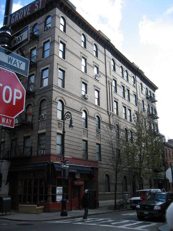 The Apartment From Friends Tv Show New York City