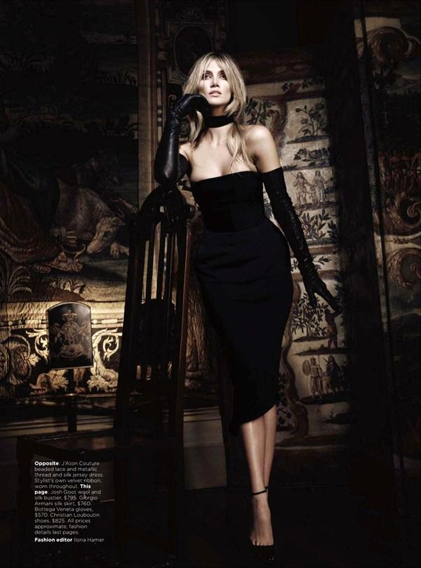 Nicole Bentley - Fashion Photography - Black | sophisticated lady ...