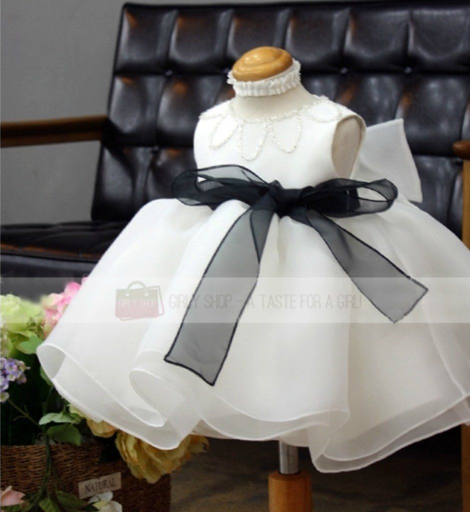 Beaded applique dress flower applique sash belts and communion