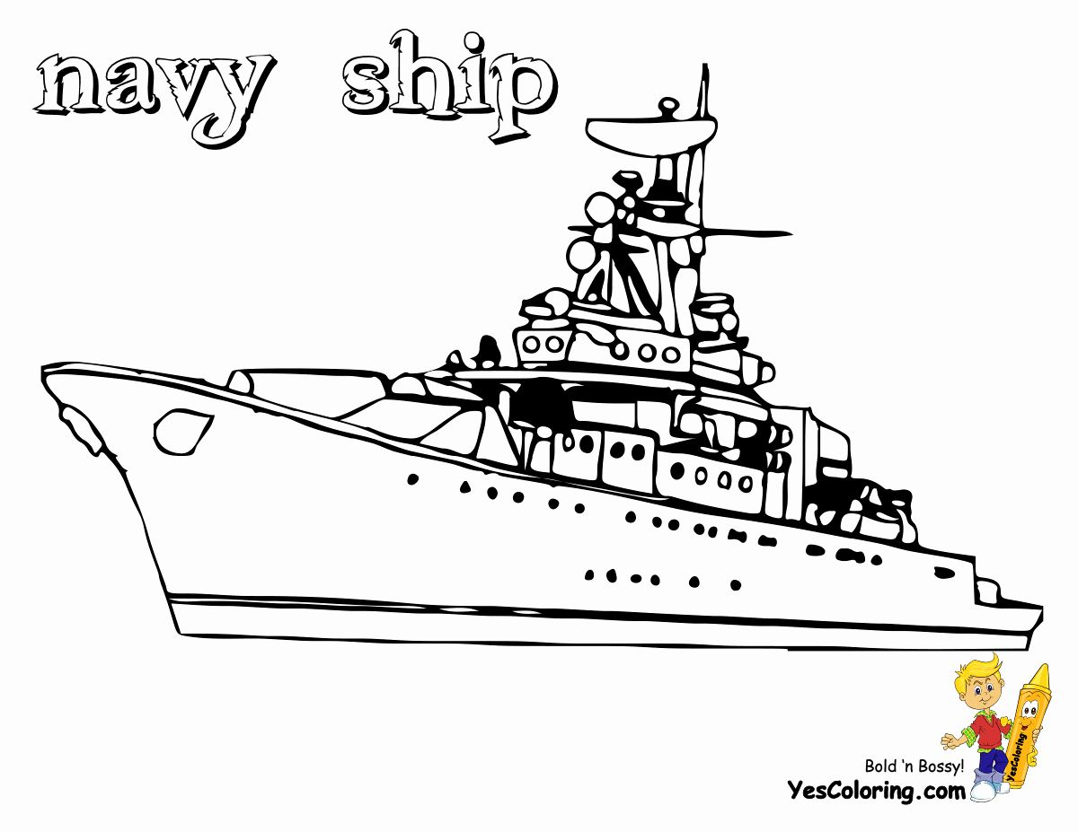 Military Coloring Pages For Preschoolers Inspirational Army Boats