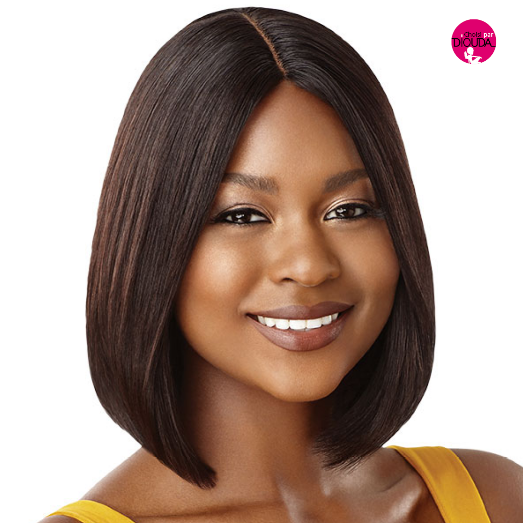 The Daily Wig - HH Straight BOB   Perruque, Cheveux humain, Produit coiffure