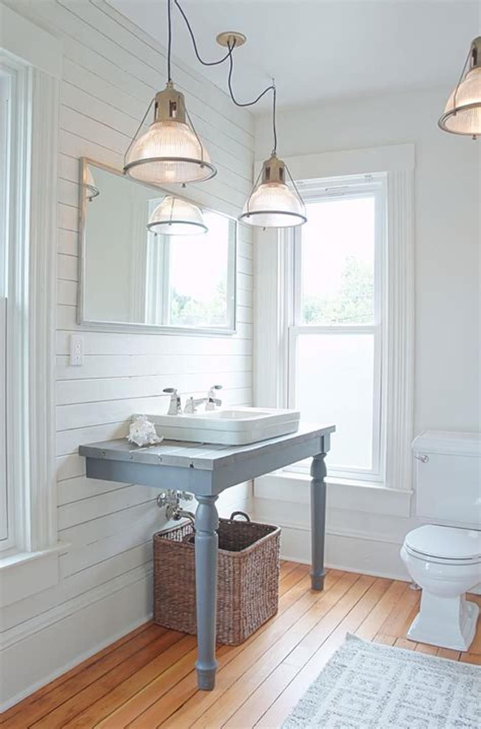 Best 35 Cheap Country Rustic Farmhouse Bathroom Vanities Ideas 640 x 480