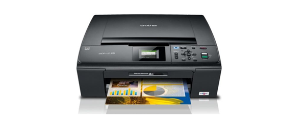 Brother Dcp J125 Driver Printer