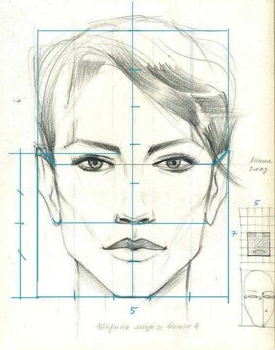 Pin di tomasz dobrowolski su drawing disegno di visi for Disegnare progetti