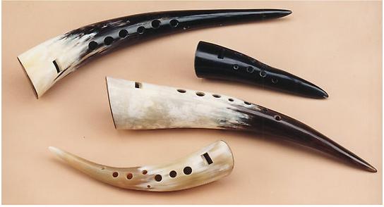 gemshorn oder hornfl te bauanleitung zum selber bauen flutes pinterest bauanleitung. Black Bedroom Furniture Sets. Home Design Ideas