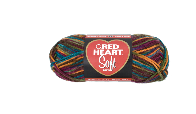 Jeweltone Soft Yarn Yarn | Red Heart