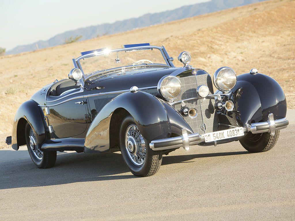 1939 Mercedes-Benz 540 K Special Roadster by Sindelfingen | Arizona ...