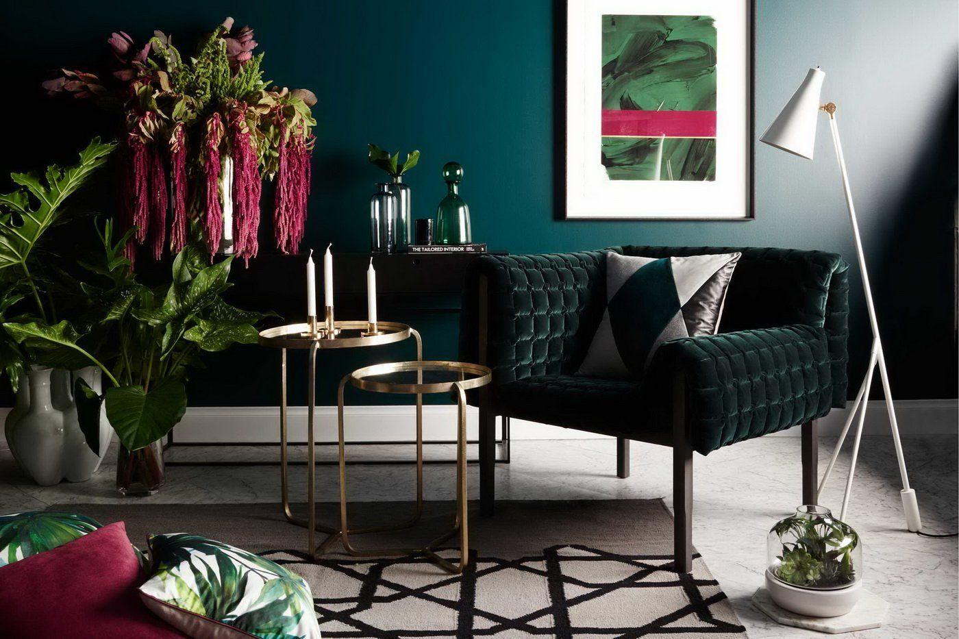 70 Hottest Colorful Living Room Decorating Ideas In 2021 Pouted Com Living Room Designs Hotel Interior Design Interior Design