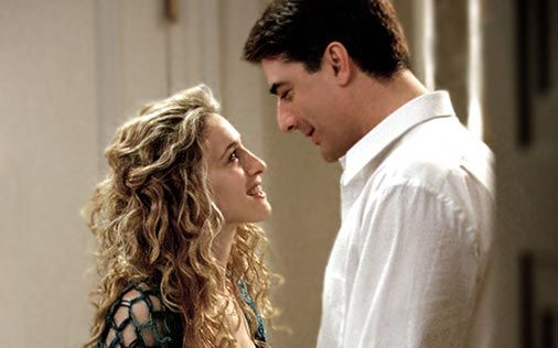 Carrie Bradshaw, Mr. Big, Sex and The City
