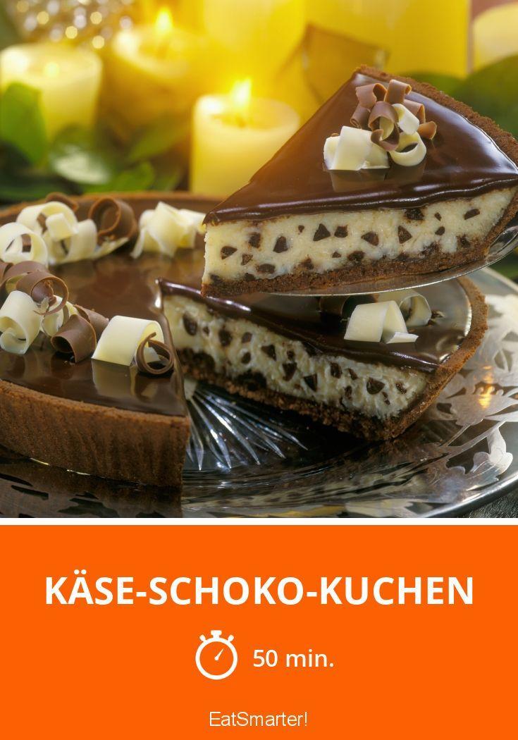 Käse-Schoko-Kuchen - smarter - Zeit: 50 Min. | eatsmarter.de