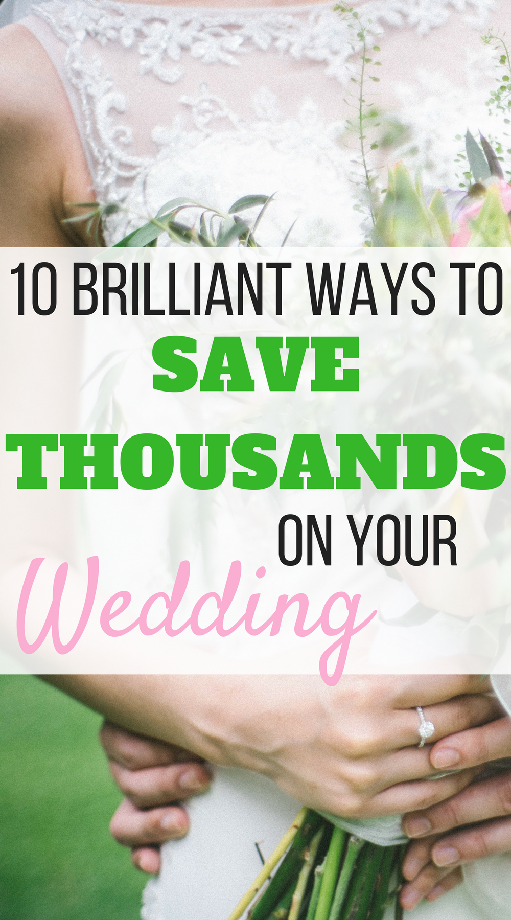 How to Plan an Affordable Wedding 10 Insanely Smart Ideas