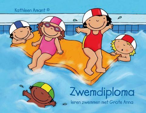 zwemdiploma amant zwemmen kinderen