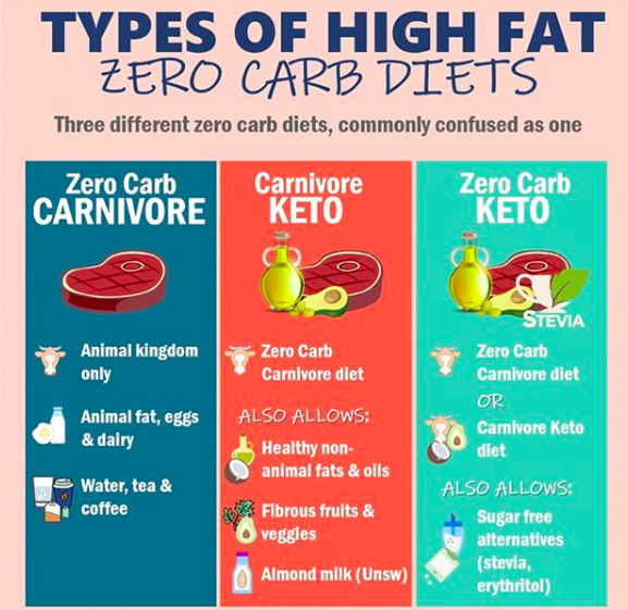 carnivore diet sample menu