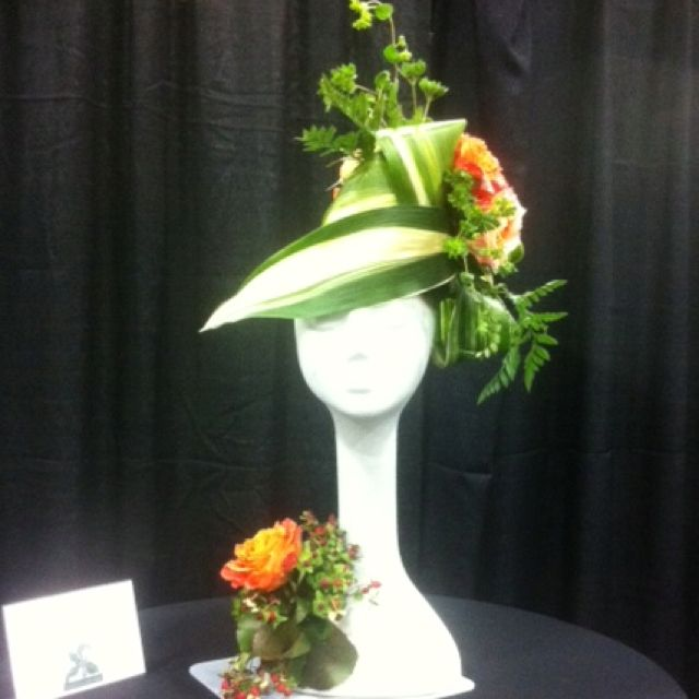 Made from flowers