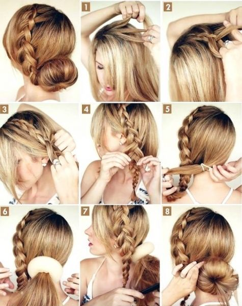 Kids Hairstyles Step By Step Step Step Hair Style Trendy Mods Awesome Beautiful And Easy Hairstyles Step By S Hair Styles Easy Beach Hairstyles Easy Hairstyles