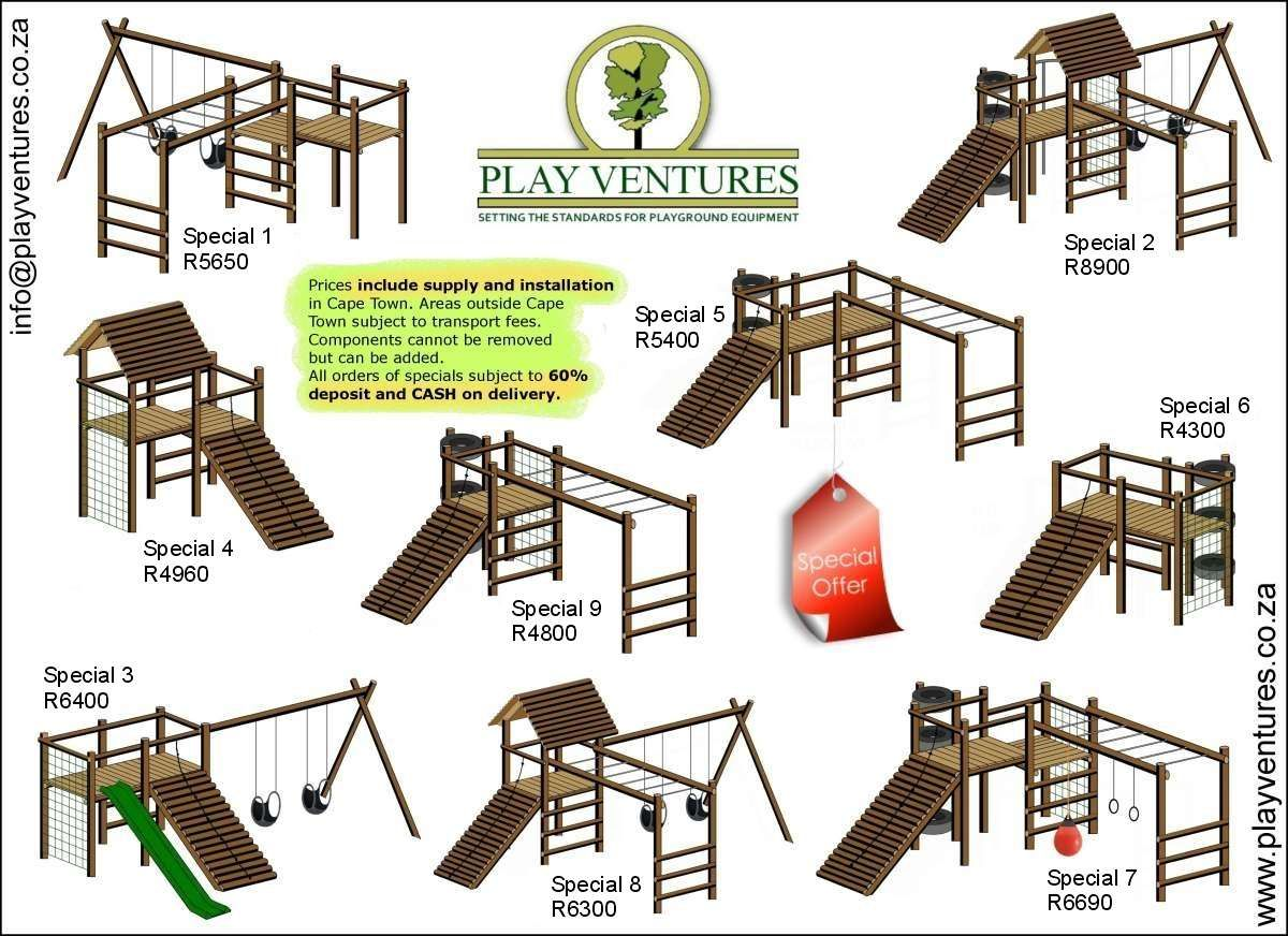 Play Ventures   Manufacturer Of Wooden Playground Equipment And Outdoor  Furniture