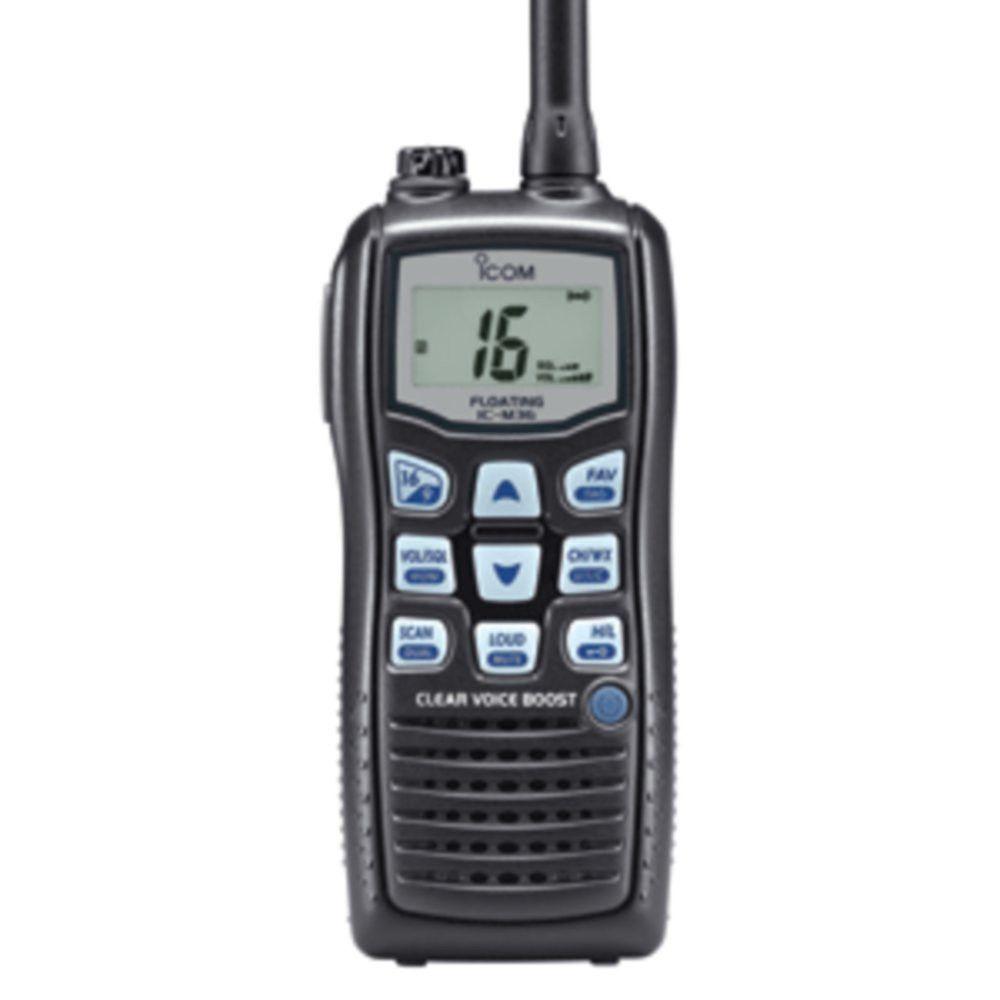 Icom M36 Floating Handheld VHF Radio