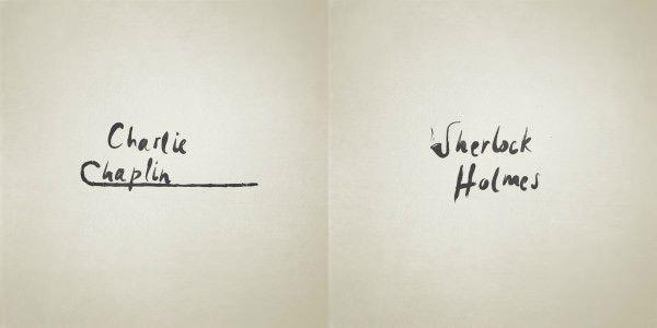 """""""Famous People Lettering"""" by Patrik Svensson"""